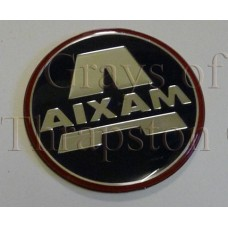 Aixam Bonnet Badge